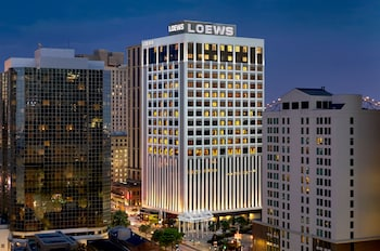 New Orleans bölgesindeki Loews New Orleans Hotel resmi