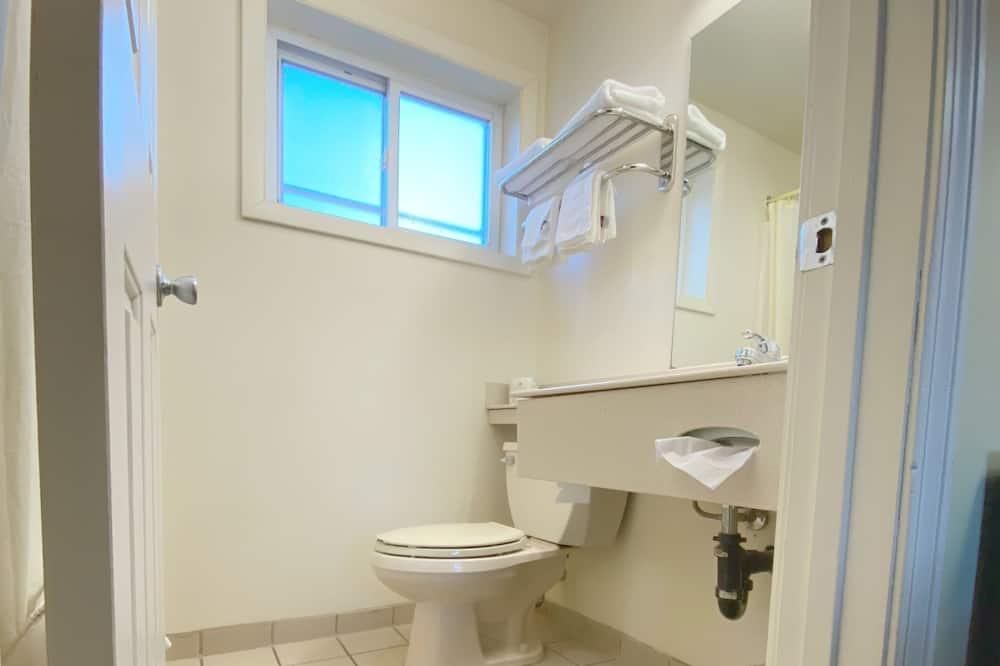 雙人房, 吸煙房 - 浴室