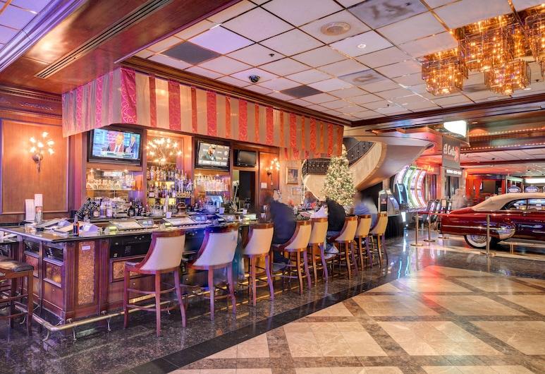 El Cortez Hotel and Casino, Las Vegas, Poczekalnia hotelowa