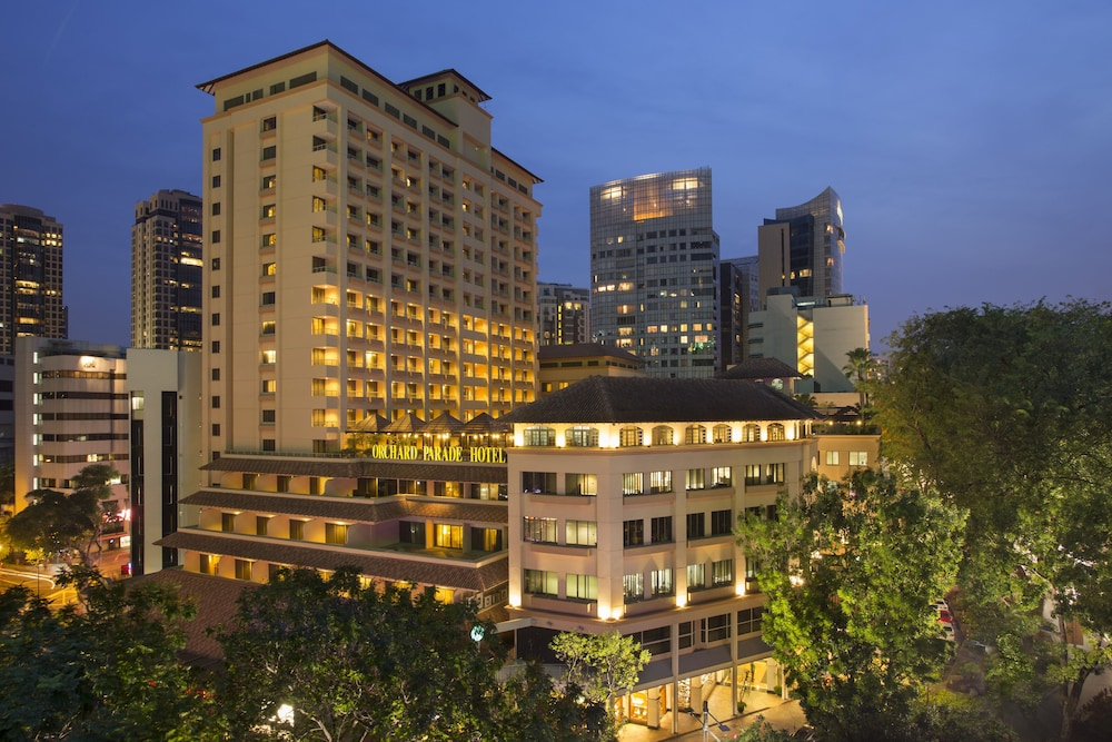 Book Orchard Parade Hotel in Singapore | Hotels.com