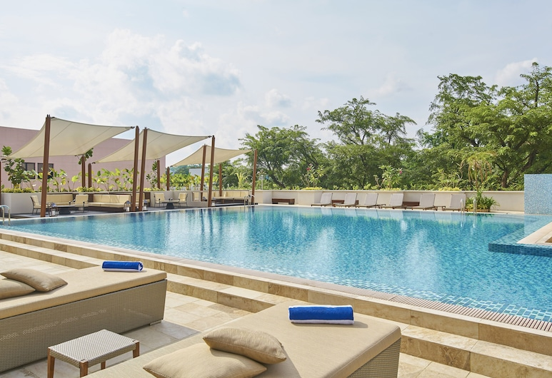 Orchard Rendezvous Hotel by Far East Hospitality, Singapur, Pool