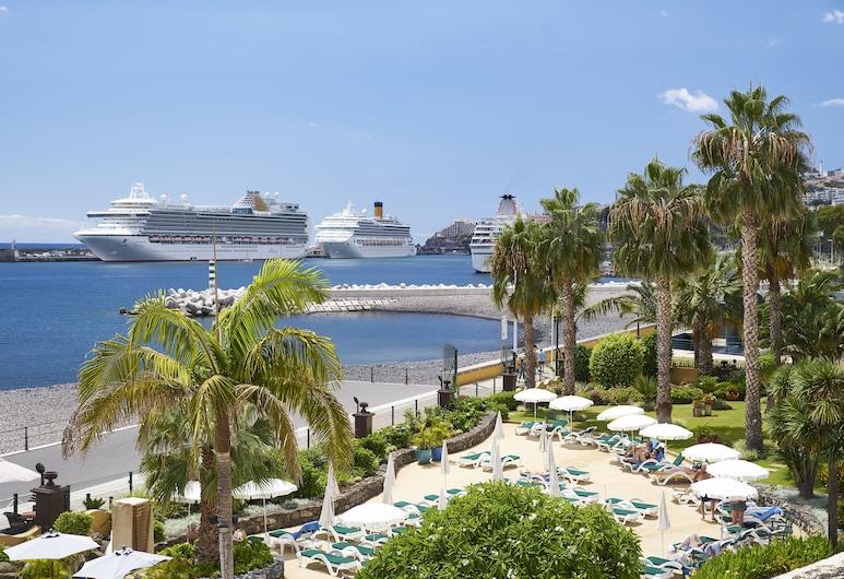 波圖聖瑪麗亞飯店, 芳夏爾, 海灘