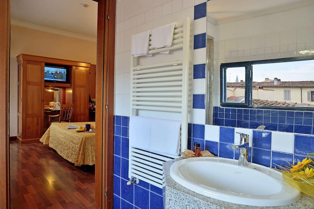 클래식 더블룸 또는 트윈룸 - 욕실