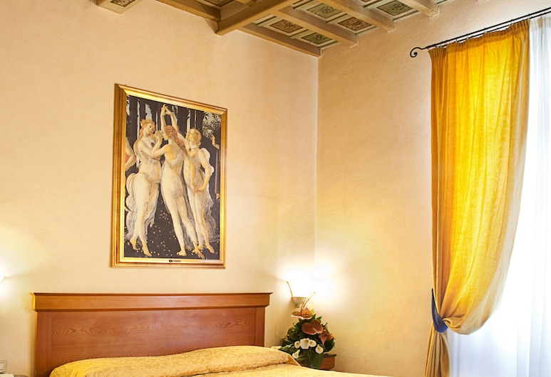 Porta Faenza Hotel, Florence, Classic Double or Twin Room, Guest Room