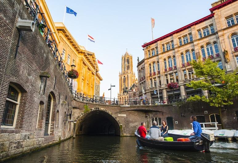 Malie Hotel Utrecht, Utrecht, Boating