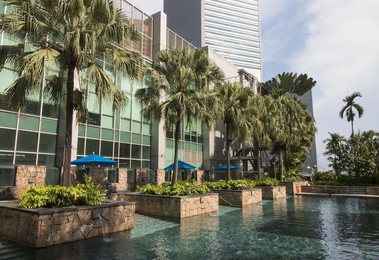 新加坡安國酒店, Singapore, 室外游泳池