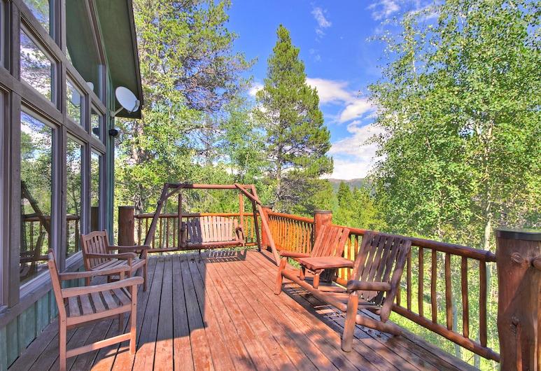 Mountain Thunder Lodge, Breckenridge, Condominio, 2 habitaciones, Balcón