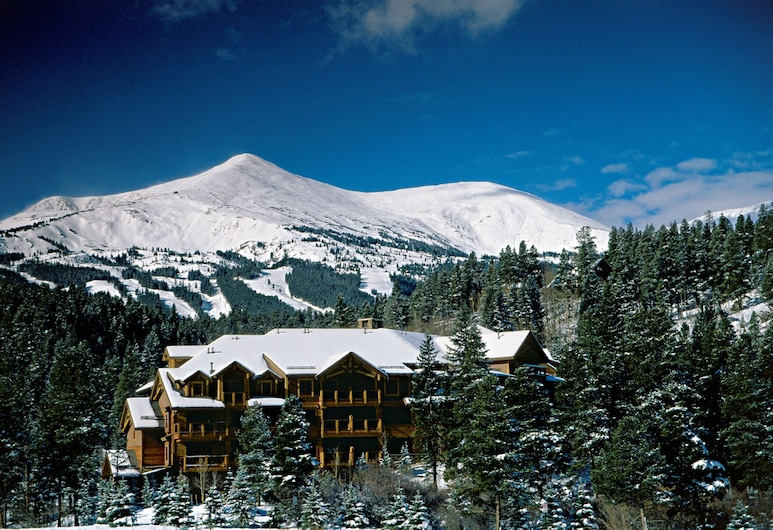 Mountain Thunder Lodge, Breckenridge, Front of property