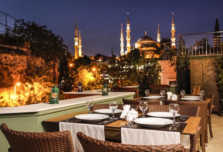 إرجوفان هوتل - سبيشال كلاس, إسطنبول, تناول الطعام بالخارج