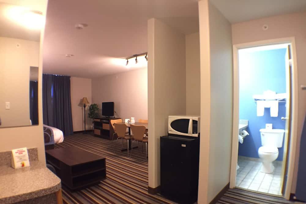 商務客房, 1 張特大雙人床 - 客房