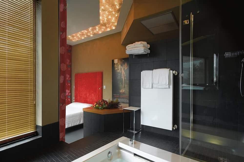 Номер-люкс (Alcove) - Ванна кімната