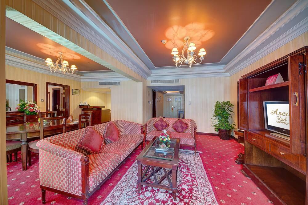 Windsor Suite - Living Room