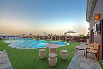 Fotografia do Ascot Hotel em Dubai