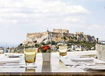 Ateny — zdjęcie hotelu King George, a Luxury Collection Hotel, Athens