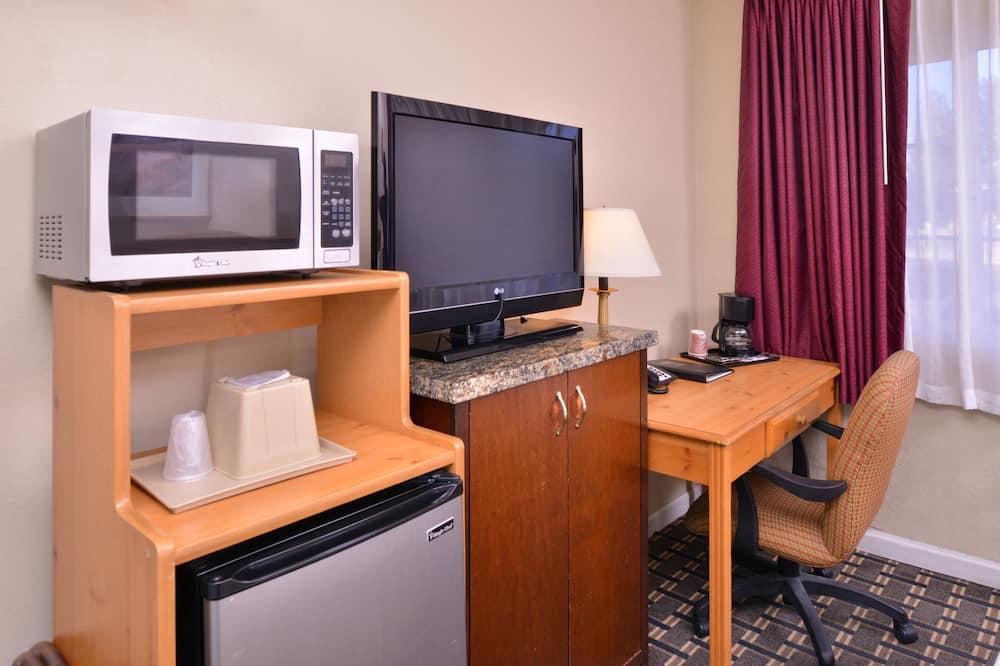 標準客房 - 微波爐