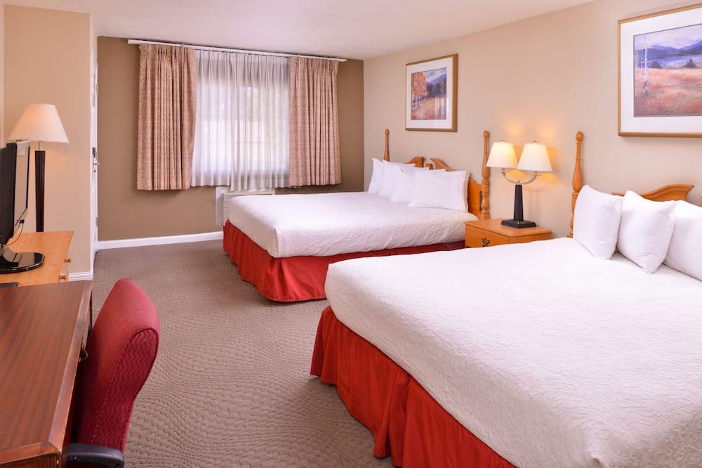 豪華雙人房, 地面層 - 客廳