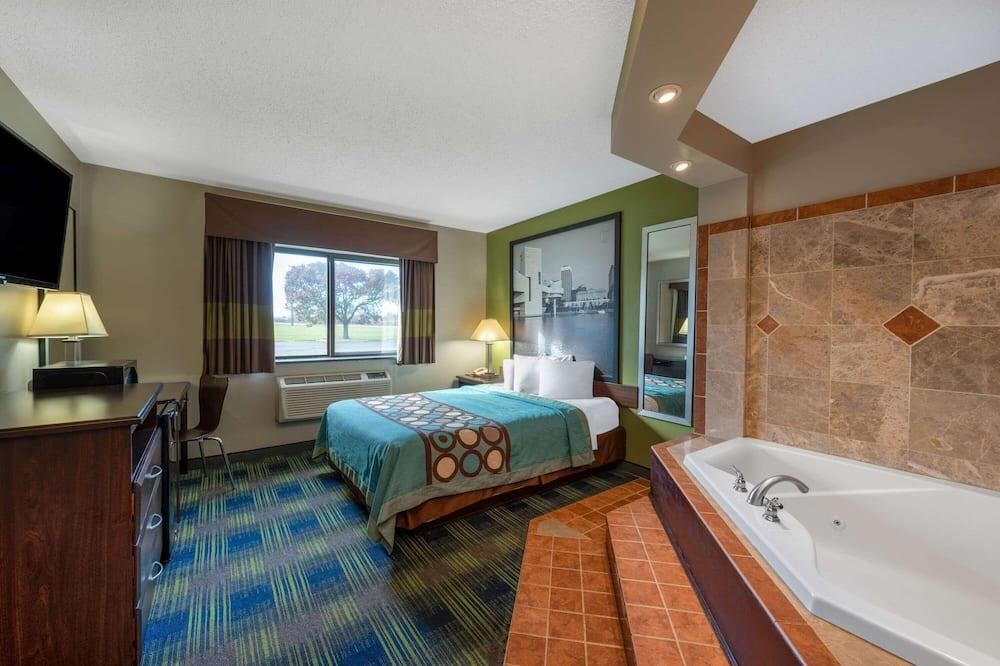 Suite estudio, 1 cama Queen size, para no fumadores - Habitación