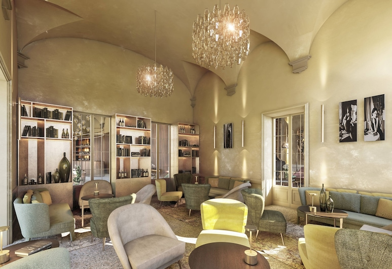 Grand Universe Lucca, Autograph Collection, Lucca, Hotelbar