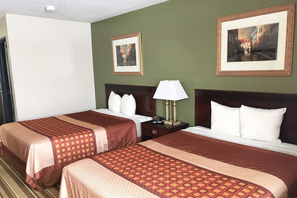 Dvojlôžková izba, 2 veľké dvojlôžka - Hosťovská izba