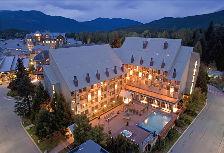 Mountainside Lodge - A Shell Vacations Resort, Whistler, Exteriér
