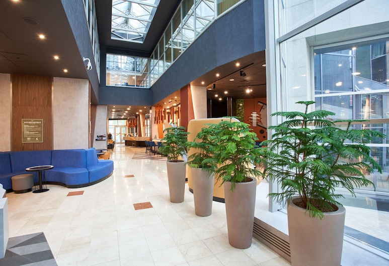 Novotel Moscow Centre, Moscow, Lobby