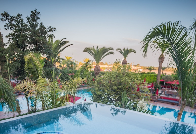 Sofitel Marrakech Lounge and Spa, Marrakech, Outdoor Pool