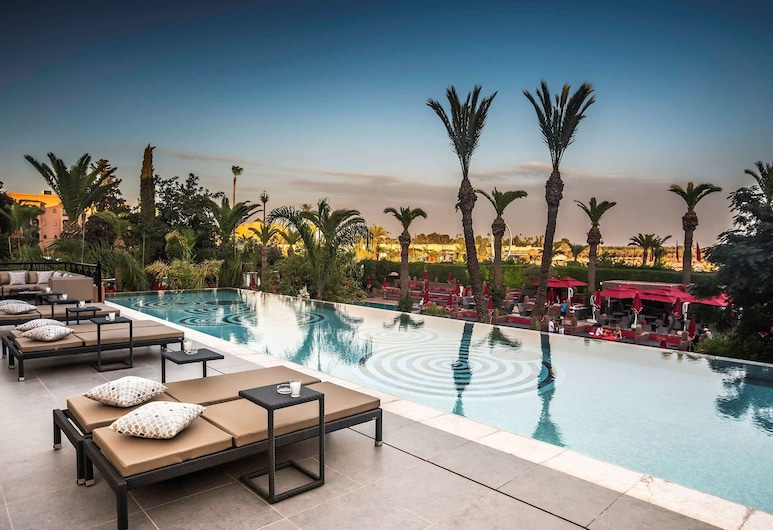 Sofitel Marrakech Lounge and Spa, Marrakesch
