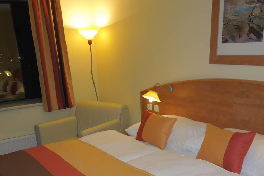 Quarto conforto, 1 cama de solteiro - Quarto