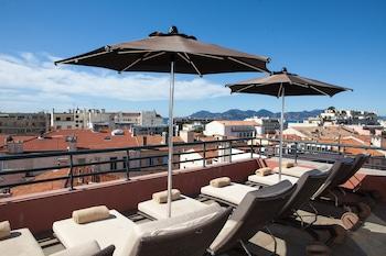 Bild vom Eden Hôtel & Spa Cannes in Cannes