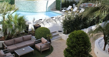 Bild vom Hotel Victoria Cannes (und Umgebung)