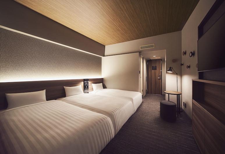 리가 플레이스 히고바시, 오사카, 트리플룸, 금연 (2019 Renewed Room), 객실