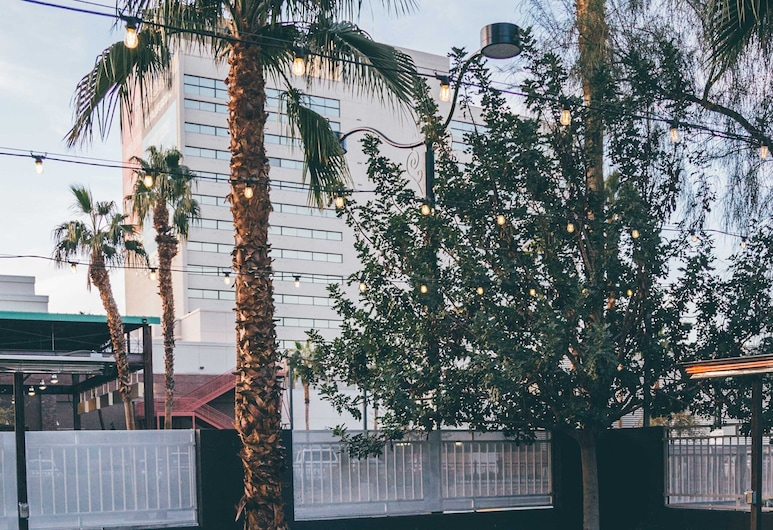 Oasis at Gold Spike, Las Vegas, Vonkajšie banketové priestory