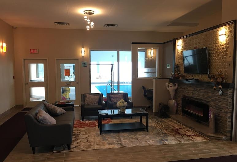 Bay Hill Inns & Suites, Neepawa, Neepawa, Recepció