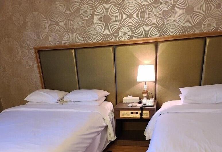 東大門飯店, 首爾, 標準雙床房, 客房