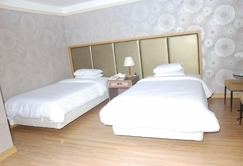 東大門酒店, 首爾, 標準雙床房, 客房