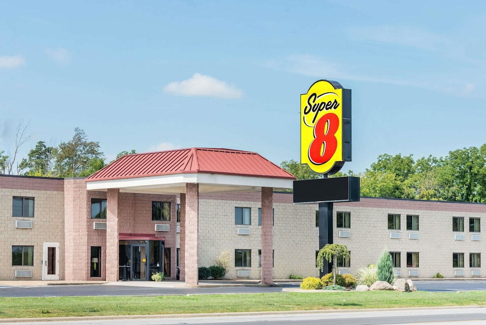 Super 8 By Wyndham Milan Sandusky Area