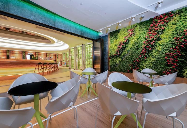 香港粵海酒店, 九龍, 櫃台