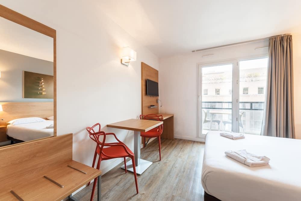 Štúdio typu Classic - Obývacie priestory