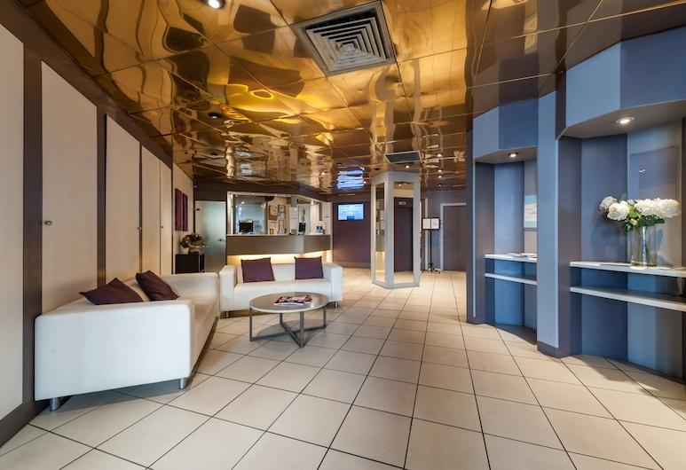 Residhotel Grand Prado, Marseille, Lobby