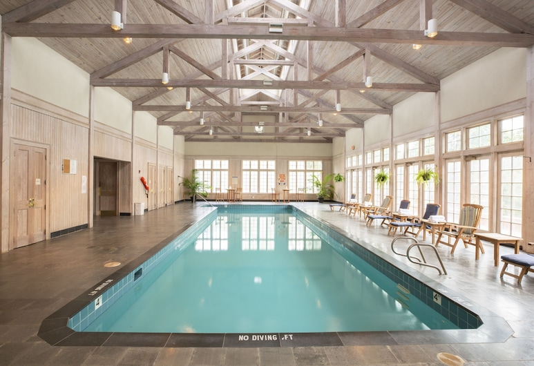 The Berry Hill Resort & Conference Center, Boston Sur, Alberca cubierta