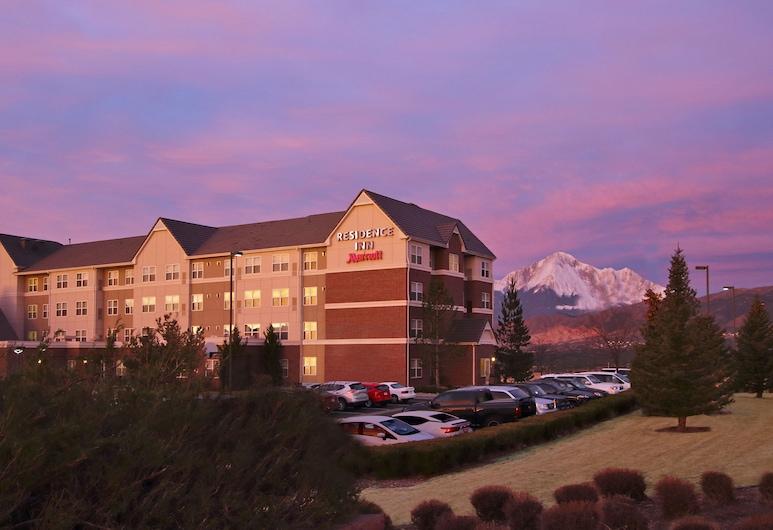Residence Inn by Marriott Colorado Springs North, קולורדו ספרינגס, חזית המלון - ערב/לילה