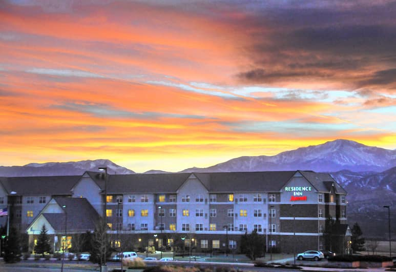 Residence Inn by Marriott Colorado Springs North, Colorado Springs, Välisilme