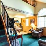 1 Bedroom, Queen Sofa Sleeper Suite with Garden View - Vardagsrum