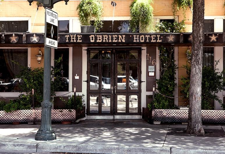 オブライエン ヒストリック ホテル, サン アントニオ, 外装