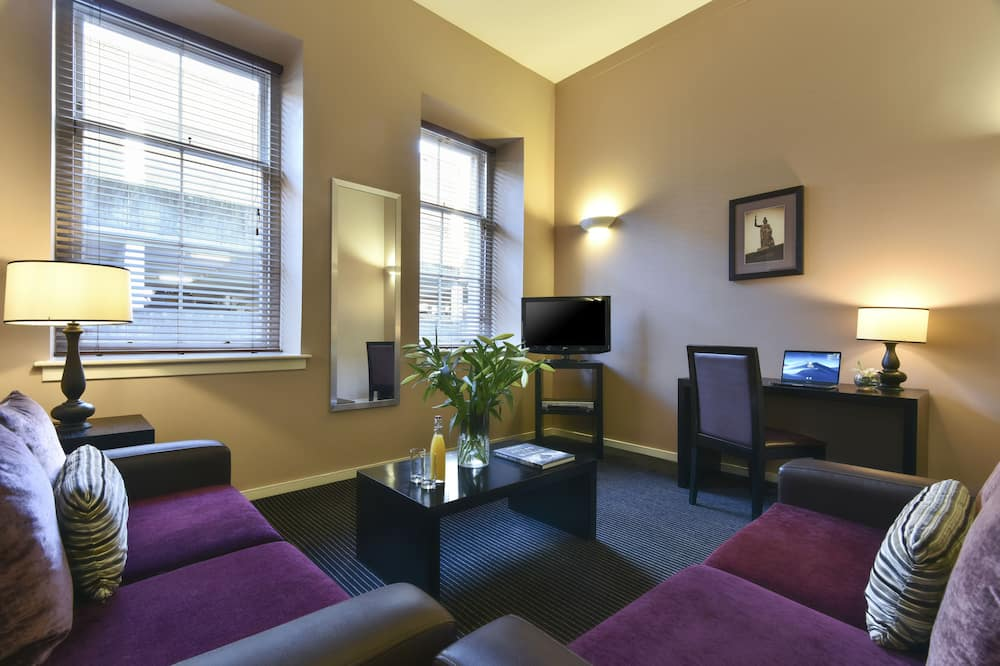 Two Bedroom Deluxe Apartment  - Lõõgastumisala