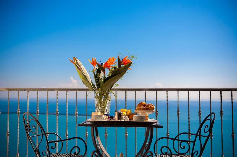 標準雙人房, 海灣景觀 - 陽台