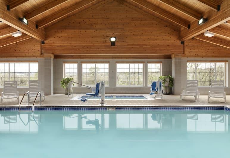 Country Inn & Suites by Radisson, Billings, MT, Billings, Alberca cubierta