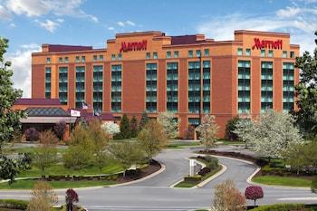 庫蘭貝瑞城匹茲堡北部萬豪酒店的圖片