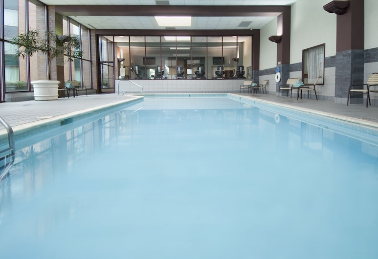 匹茲堡北部萬豪酒店, 庫蘭貝瑞城, 室內泳池