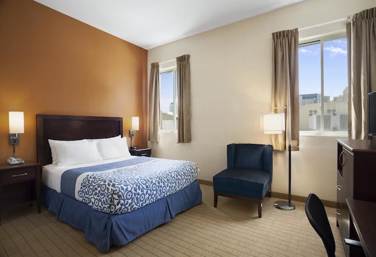 Days Inn by Wyndham Philadelphia Convention Center, Philadelphia, Habitación estándar, 1 cama de matrimonio, accesible para personas con discapacidad, no fumadores, Habitación